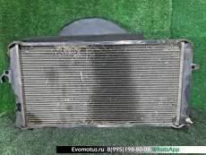 Радиатор двигателя  3C TOYOTA TOWNACE CM85  (Тойота Таунайс )