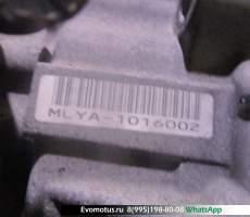 АКПП MLYA на D15B HONDA CIVIC ES1 (хонда цивик)
