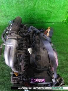 Двигатель 4E-FE TOYOTA STARLET EP91 (Тойота Старлет)