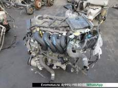 Двигатель 1NZ TOYOTA RACTIS NCP100 (Тойота Рактис )