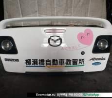 Крышка багажника Mazda Axela BK5P