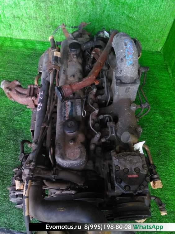 двигатель  FD6 на NISSAN CONDOR CM86K (Ниссан Кондор)