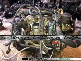 двигатель KA20 на NISSAN ATLAS H2F23 (ниссан атлас)