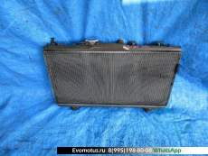 Радиатор двигателя  3CTE TOYOTA PREMIO CT211  (Тойота Премио)