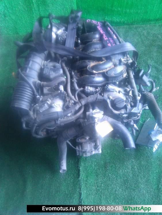 двигатель 2GR на TOYOTA CROWN ATHLETE GRS184 (тойота краун атлет)