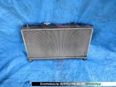 Радиатор двигателя  3SGTE TOYOTA CALDINA ST246  (Тойота Калдина)