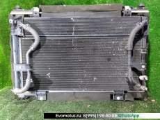 Радиатор двигателя  2GR-FSE TOYOTA CROWN GWS204  (Тойота Краун )