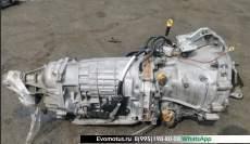 Акпп Subaru Outback BP9 EJ253 11-2 TZ1B7LHCBA