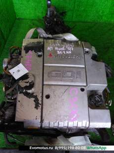 Двигатель  6G74 MITSUBISHI  PAJERO V25W (Мицубиси Паджеро)