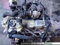 Двигатель  4M40-TE MITSUBISHI  DELICA PD8W (Мицубиси  Делика)