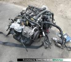 двигатель EFDET на DAIHATSU ATRAI S220G (дайхацу атрай)