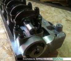 Головка блока цилиндров на Mitsubishi Delica P15W 4D56