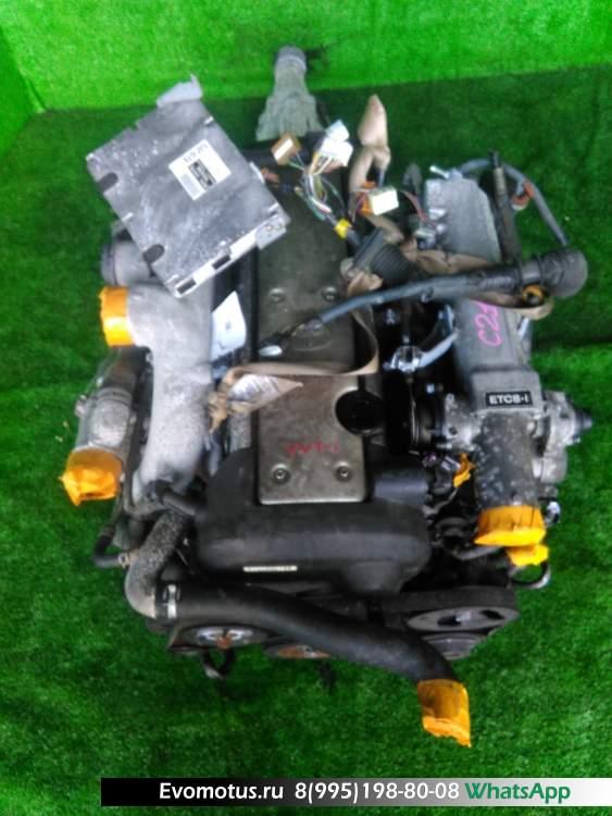 двигатель на 1JZ-GTE TOYOTA  CROWN JZS171 (Тойота Краун)