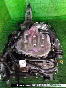 двигатель  VQ35DE на NISSAN FAIRLADY Z Z33 (Ниссан Фаярледи)