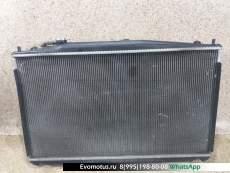 Радиатор  на K24A HONDA ODYSSEY RB3  (Хонда Одиссей)