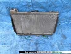 Радиатор двигателя  1JZ TOYOTA PROGRES JCG15  (Тойота Прогрес)