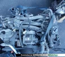 двигатель EF на DAIHATSU ATRAI S220G (дайхацу атрай)