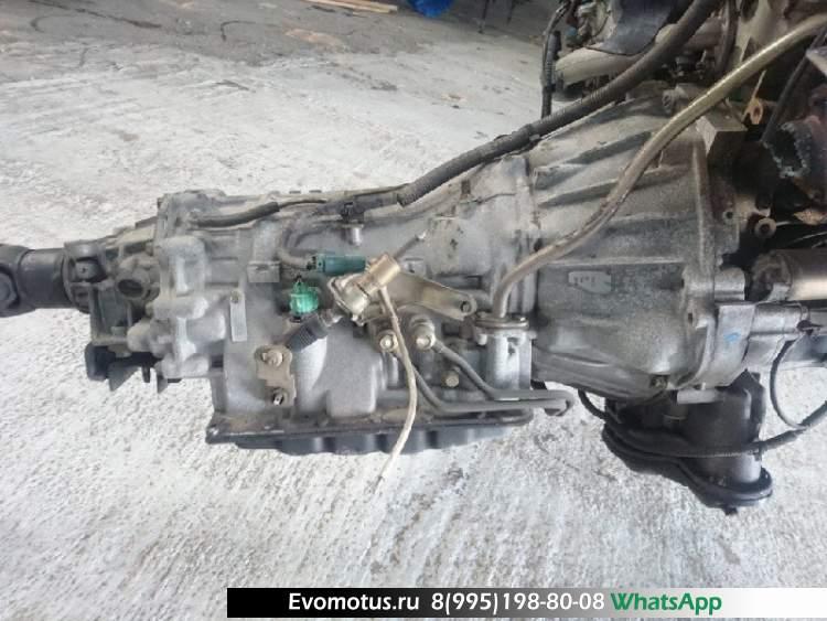 АКПП RE5R05A RC31 на VQ35 NISSAN  ELGRAND E51 (Ниссан Эльгранд)