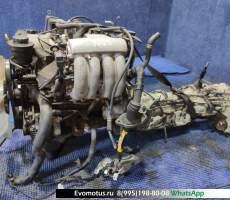 двигатель 3RZ на TOYOTA LAND CRUISER RZN185, RZJ95 (Тойота Ленд Крузер) 1