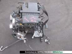 Двигатель 2SZ TOYOTA RACTIS SCP100 (Тойота Рактис )