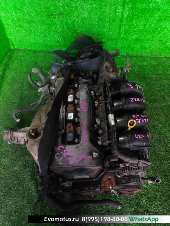 двигатель на 1ZZ-FE TOYOTA  VOLTZ ZZE138 (Тойота Вольтц )