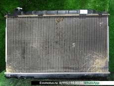 радиатор основной  на QR25DE NISSAN  TEANA TNJ31 (Ниссан Теана)