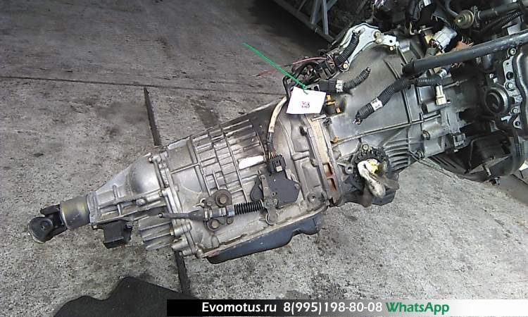 АКПП TZ1A3ZS3AA-PE на EJ201 SUBARU FORESTER SF5 (субару форестер)