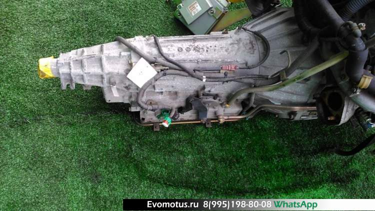 АКПП RE4R01BRC40 на VQ30DD NISSAN  GLORIA HY34 (Ниссан Глория)