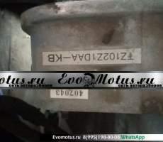 АКПП TZ102Z1DAA на EJ25 SUBARU LEGACY BG9 (Субару Легаси)