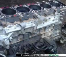 блок двигателя 6m61  на MITSUBISHI FUSO (Мицубиси Фусо )