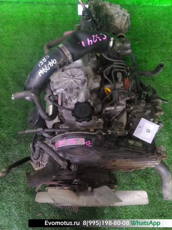 двигатель на 2C TOYOTA  TOWNACE CR51 (Тойота Таун Эйс)