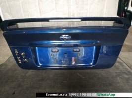Крышка багажника Subaru Legacy BL5