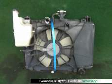 радиатор двс zj-ve MAZDA BONGO de3fs (Мазда Бонго)