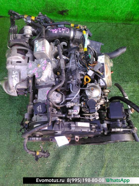 Двигатель 2C-TE TOYOTA CAMRY CV30 (Тойота Камри)