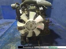 Двигатель  4M40T MITSUBISHI  DELICA PE8W (Мицубиси  Делика)