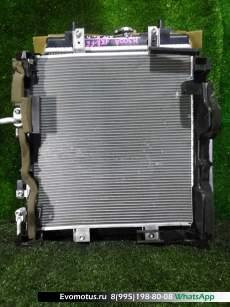 радиатор основной на 1KR-FE TOYOTA  TANK M900A;M910A (Тойота Танк)