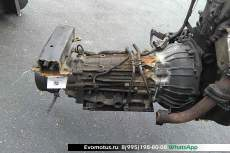 АКПП R4A516REA на 4M40 MITSUBISHI CANTER FB50A (Мицубиси Кантер)
