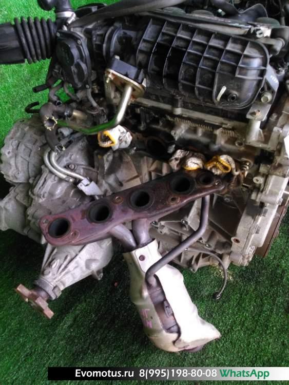 двигатель  MR20DE на NISSAN DUALIS NJ10 (Ниссан Дуалис)