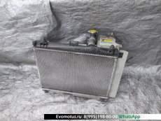 Радиатор двигателя  2SZ TOYOTA VITZ SCP90  (Тойота Витц )