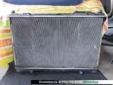 Радиатор двигателя  4GR TOYOTA CROWN GRS181  (Тойота Краун )