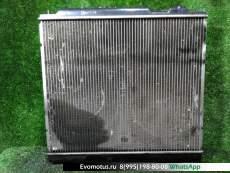 радиатор основной на 6G72 MITSUBISHI   DELICA PD6W (Мицубиси Делика)