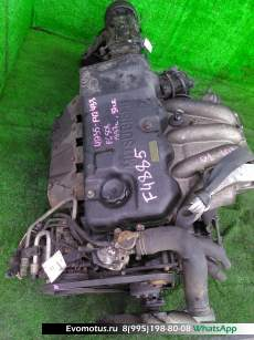 Двигатель  4D35 MITSUBISHI  CANTER FG508B (Мицубиси Кантер)