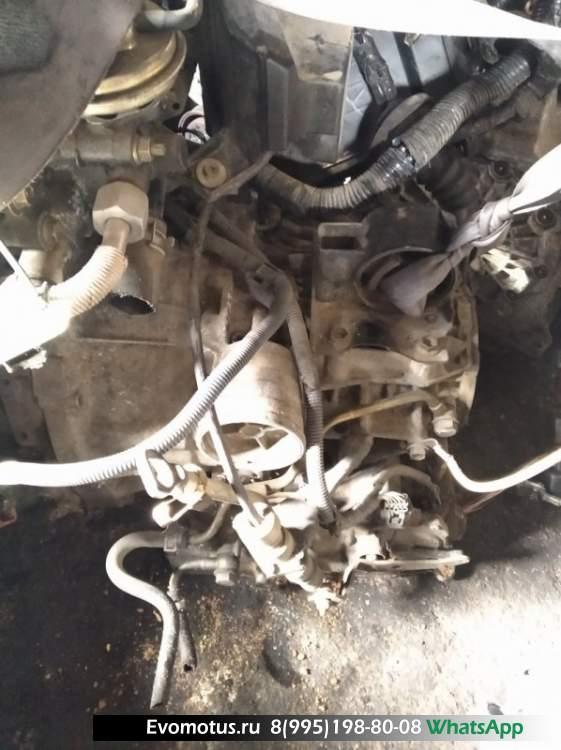 АКПП RE4F03B FQ38 на QG15 NISSAN   SUNNY FB15 (Ниссан  Санни)