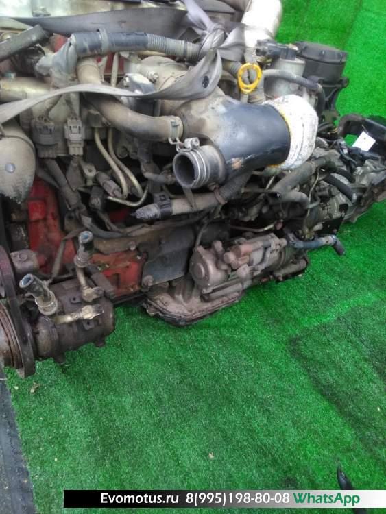 двигатель на S05D TOYOTA  DYNA XZU411 (Тойота Дюна)