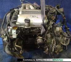 двигатель 4VZ  на TOYOTA CAMRY PROMINENT  VZV33 (тойота камри проминент)