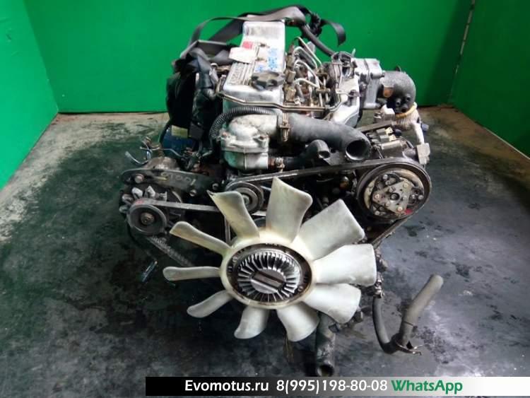 двигатель FD42 на NISSAN CONDOR (ниссан кондор)