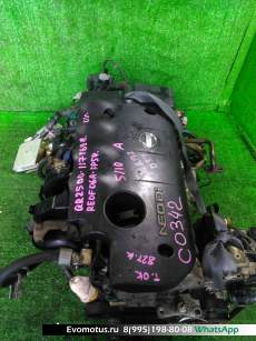 двигатель  на QR25DD NISSAN  PRIMERA WRP12 (Ниссан Примьера)