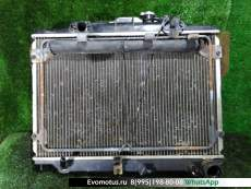радиатор основной  на ZD30DD NISSAN  CARAVAN E25 (Ниссан Караван)