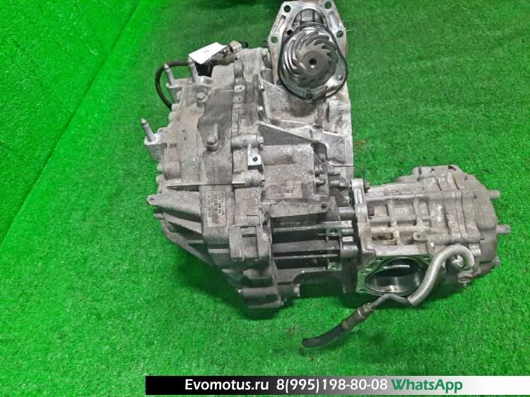 АКПП W6DGA112A на 4B11 MITSUBISHI LANCER CX4A (Мицубиси Лансер)