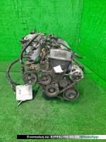 Двигатель 4AFE TOYOTA CERES AE101 (тойота церес) ГОЛЫЙ
